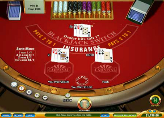 Itching to try a new online casino game? We can help you find the most fun, fair and credible game in online gambling through comparing the top on the market.